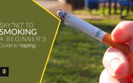 "Say ""NO"" to Smoking- A Beginner's Guide to Vaping - Voro Vape"