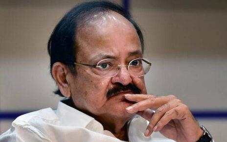 Venkiah Naidu Aatmanirbhar Bharat