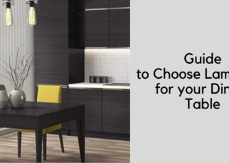 A Guide to Choose Laminates for your Dining Table
